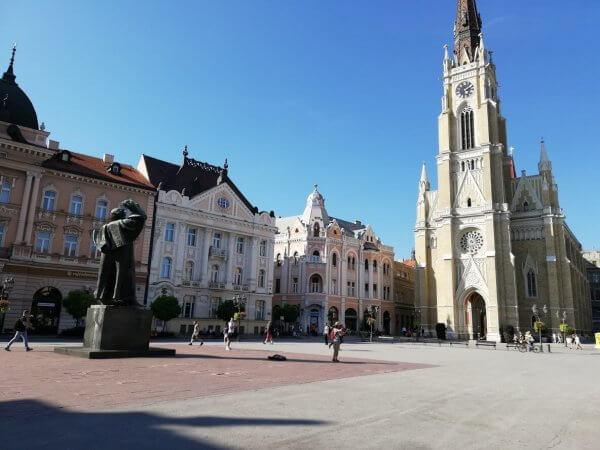 Novi Sad Cathedral