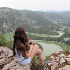 Uvac viewpoint